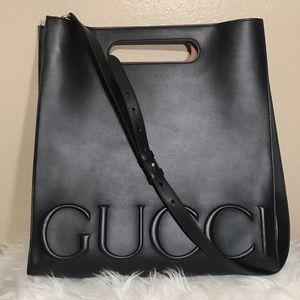 155fc0d0720298 Gucci Bags | Flash Sale Linea Xl Leather Tote Bag | Poshmark